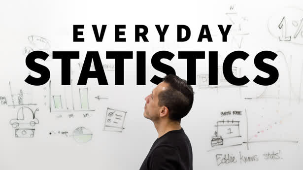 Everyday Statistics, with Eddie Davila