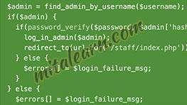دانلود رایگان فیلم های آموزشی lynda   PHP with MySQL Essential Training: 2 Build a CMS